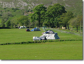 Forest of Bowland, Ribble Valley, Pendle Camping and Caravan site